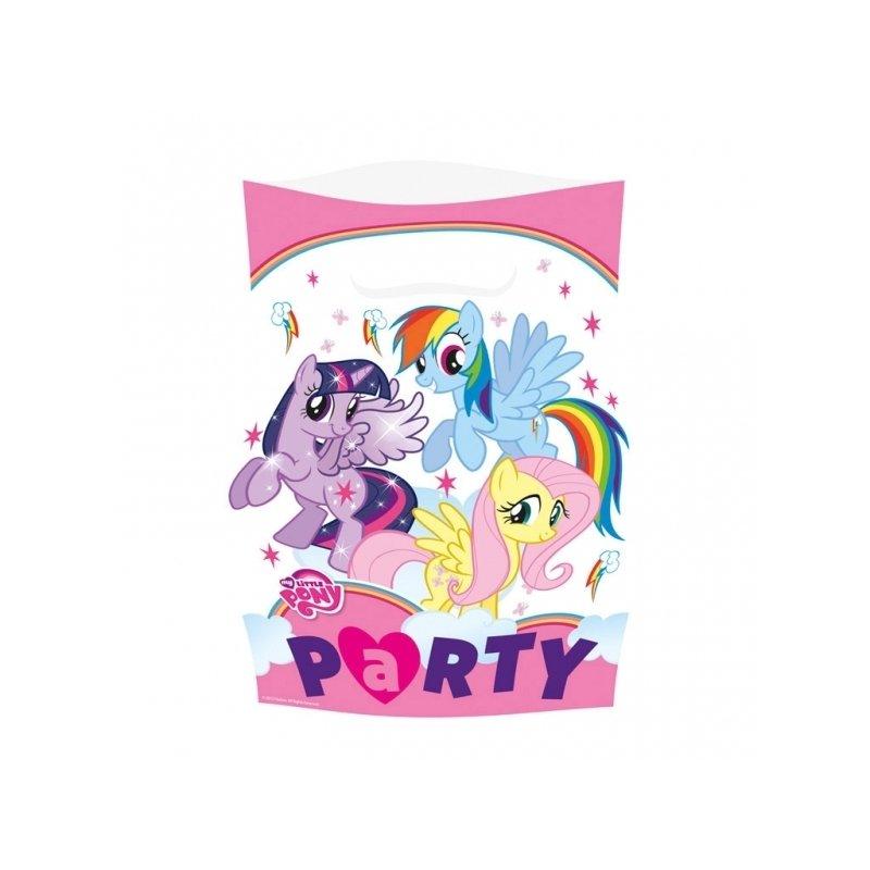 188323f8106 8 stk Slikposer My Little Pony Køb Online | Funstore.dk