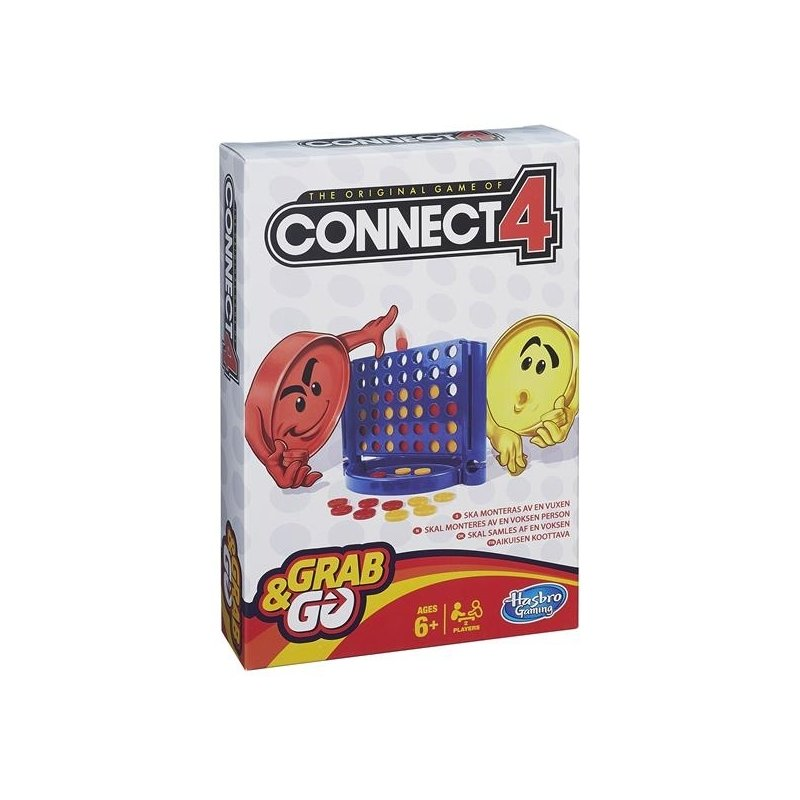 Travel Connect 4