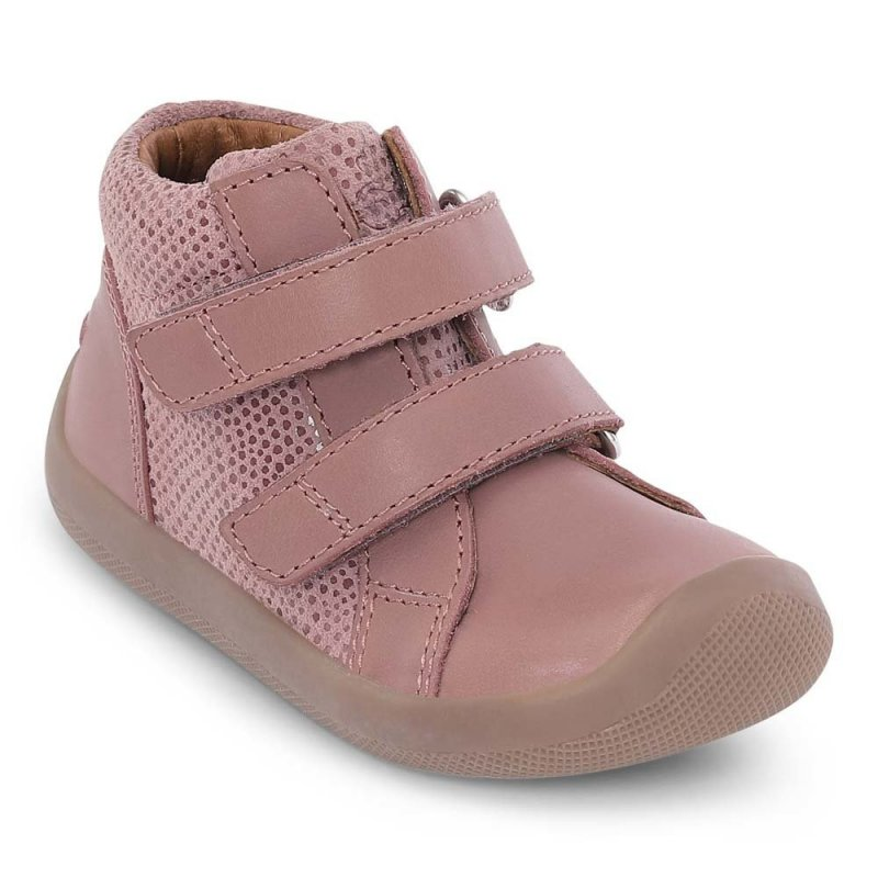 1f9a0ee8880 Bundgaard Prewalker - The Walk Velcro Old Rose Køb Online her | Just4kids.dk