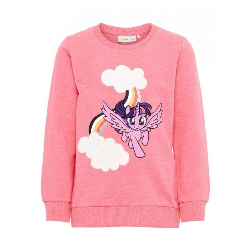 e8837d72048 Name It Sweatshirt My Little Pony - Pink bestil her | Just4kids.dk
